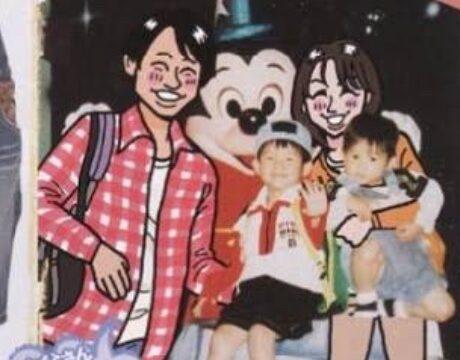 松村北斗 母
